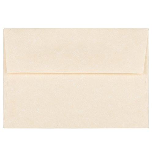 JAM PAPER Sobres de Invitaci/ón Azul Beb/é 139,7 x 206,4 mm Paquete de 50