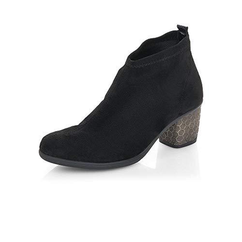 REMONTE - Womens Boots - 38 EU - Remonte D5473 - black 02 - 40 EU