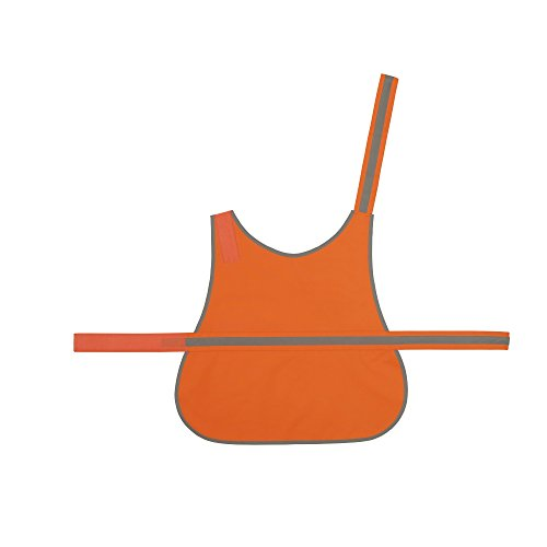 Yoko - Pettorina alta visibilità per cani (M) (Arancio)