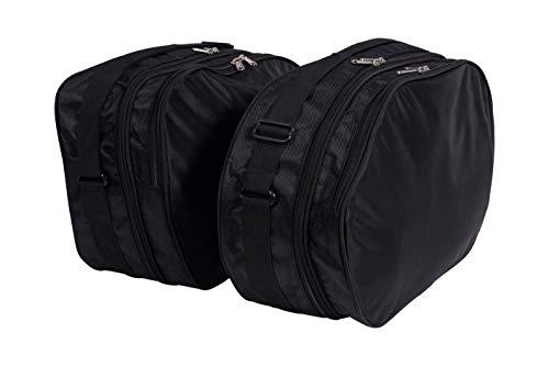Juego de bolsas interiores aptas para maletas laterales Honda CBF600, CBF600S, CBF600SA, CBF1000, CBF1000A NT700V, NT750 NC750, NC750S VFR800, VFR1000 Transalp, Varadero