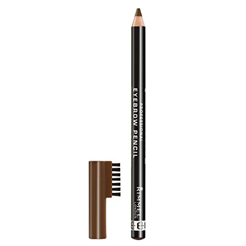 Rimmel - Crayon à Sourcils Professional - Résultat Naturel - Application Précise - 002 Hazel - 1,4gr
