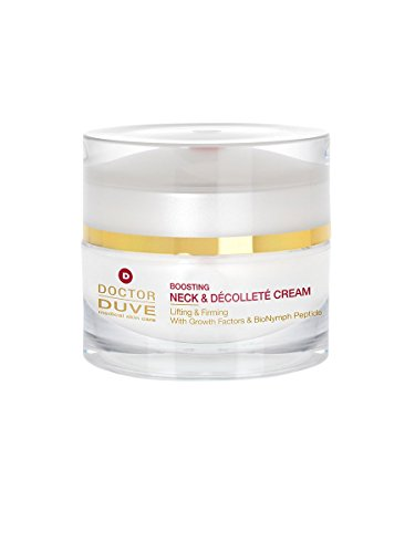 Doctor Duve - Boosting Neck & Décolleté Cream - Intensivpflege (1x 50 ml)