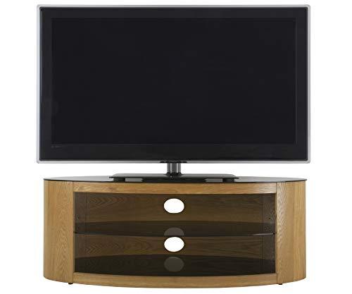 AVF Buckingham FS1100BUCO TV-Tisch aus Eichenfurnier