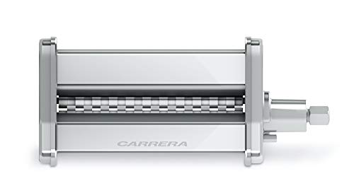 CARRERA Fettucine-Schneider, 6mm, Edelstahl, für CARRERA Küchenmaschine No 657