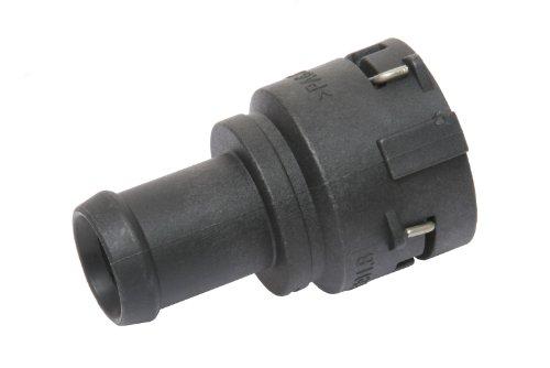 URO Parts 3B0122291B Conector de manguera del calefactor, Listo para pintar