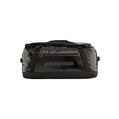 Patagonia Black Duffel 55l Sporttaschen, Unisex Erwachsene Einheitsgröße schwarz