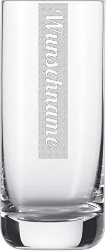 Miriquidi Biergläser 2er Set mit Gravur |2 Stück Bierglas 345ml Schott Zwiesel Convention Nr. 42 Glas | Spülmaschinenfest | Bierbecher & Individuelle Lasergravur