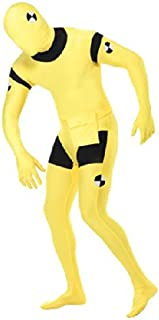 GREEN SECOND 2ND SKIN SUIT BOYS GIRLS CHILD SPORTS FANCY DRESS HALLOWEEN COSTUME