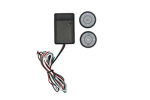 XISEDO Lenkrad-Bedienung Tastatur SWC für Autoradio mit Android / Wince GPS Navigation DVD-Player 10 Taste