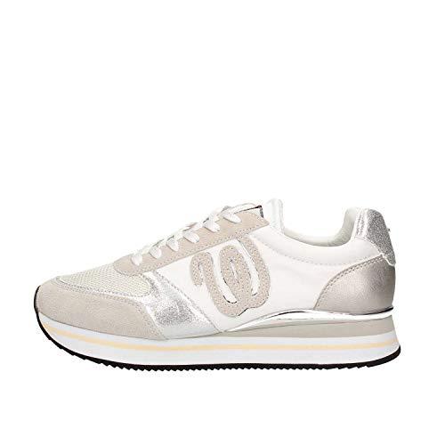 Wrangler Wl91530a-w0051 Sneakers Damen weiß 39