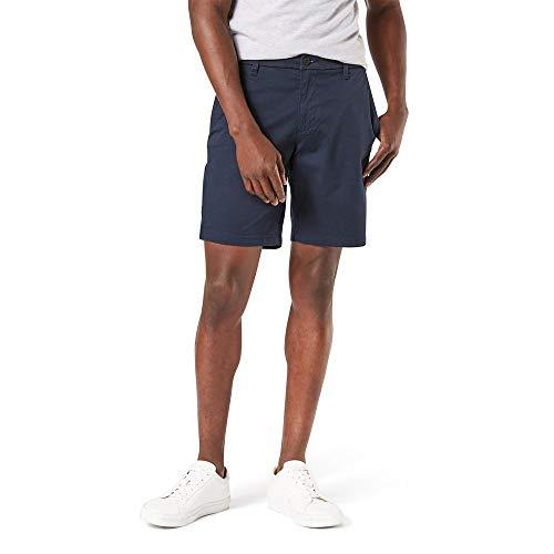 Dockers Men's Straight Fit Supreme Flex Ultimate Short, Pembroke, 32W