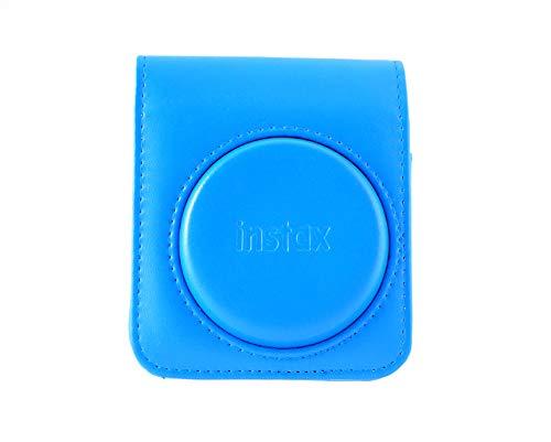 Fujifilm Funda instax Mini 70 Blue Polipiel Funda Original INSTAX para cámara Mini 70 - Color Azul AzulMINI