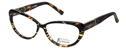 GUESS MARCIANO GM219-GNMLT Gafas, Marron, 55/14/140 para Mujer