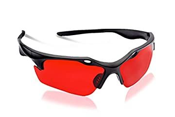 Sleep Savior™ Red Night Glasses