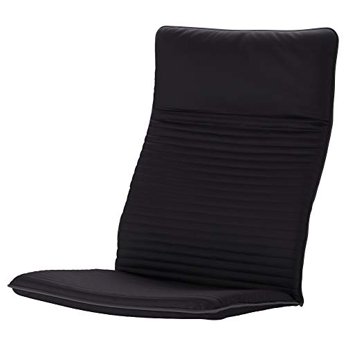 Ikea Poang Chair cushion, Knisa black (Cushion Only)