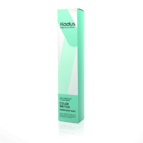 Kadus Professional - Color Switch Mammamia! Mint per capelli semi-permanent 80 ml, colore pastello