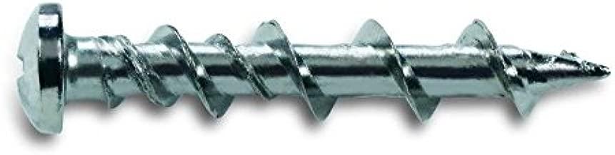 Anclaje de cabeza redonda para fijaci/ón en pared DEWALT DFM425000P blanco Env. 100 Ud.