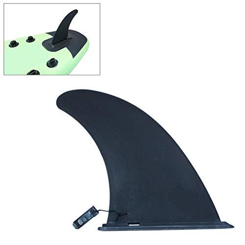 Hihey Juego de Aletas para Tablas de Surf FCS Thruster Aletas para Tablas de Surf universales Aletas de Tabla de Surf reforzadas seguras para Tablas de Surf Remo de canoas Tablas de Surf