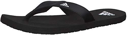 Adidas Eezay Flip Flop, Zapatillas de Cross Hombre, Negro (Negbás/Ftwbla/Negbás 000), 40.5 EU