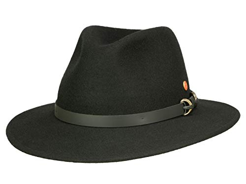 Mayser Homme Chapeau Traveller Georgia noir