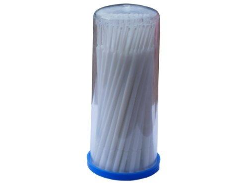 Microbürsten - Micro Brushes - 100 Stück - Wimpernverlängerung * MilleniumHair