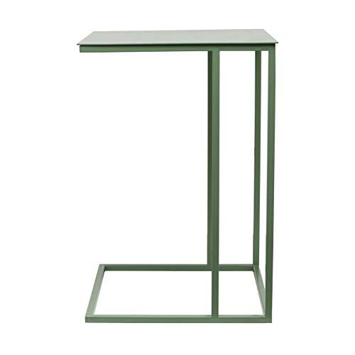 ikarus Talsi Beistelltisch 40 x 40 cm, h 60 cm - blassgrün