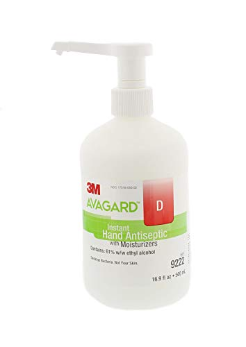3M - 81627975 Avagard D Instant Hand Antiseptic with...