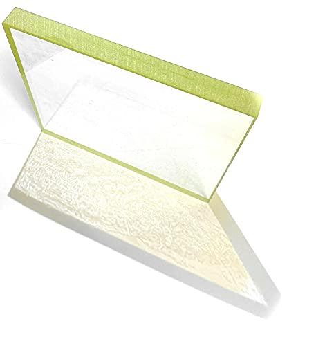 Anti - Roentgen Industrial Roentgen Safety Thick Glass 170x160x17 X-RAY Safe