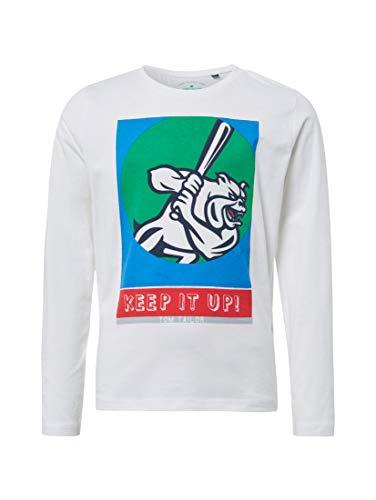 TOM TAILOR TOM TAILOR Jungen T-Shirts/Tops Langarmshirt mit Print original original,92/98