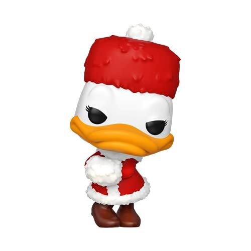 Funko 57746 POP Disney: Holiday 2021- Daisy Duck