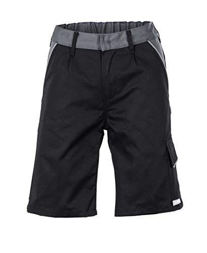 Planam Größe XXXL Herren Highline Shorts schwarz Schiefer Zink Modell 2714