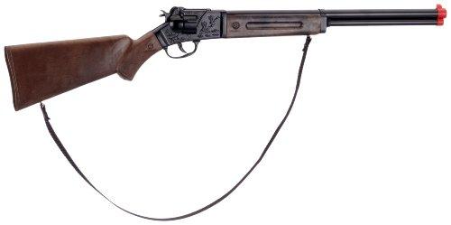 Gonher 97/6 - Gewehr Rifle 12-Schuss 75 cm, Zink Antik