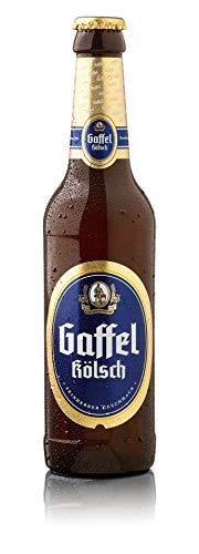 Gaffel Kölsch (6 Flaschen à 0,5 l / 4,8 % vol.) inc. 0,48€ MEHRWEG Pfand