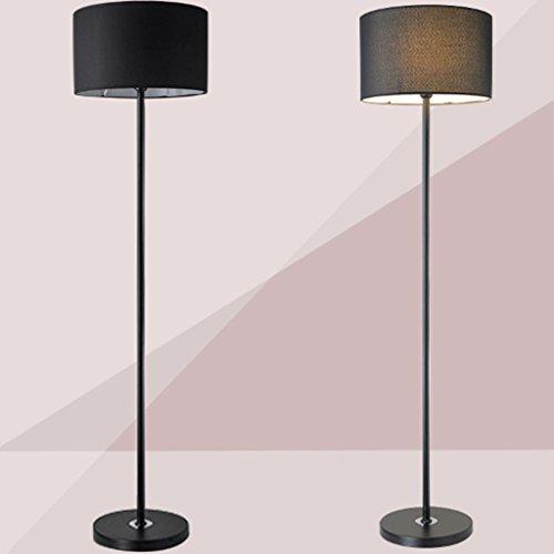 WEM Ikea Stehleuchte, Stehende Leseleuchte, Kreative Stehleuchte Einfache Moderne Wohnzimmer Schlafzimmer Nachttischlampe Nordic Landing Tischlampe Augenschutz Vertikale Tischlampe