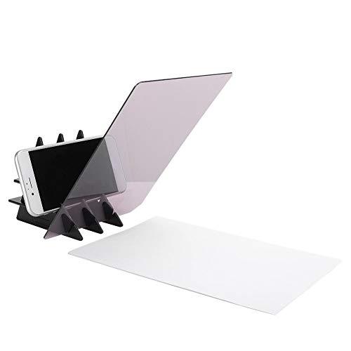 Tablero de dibujo óptico, tablero de proyección de croquis, tablero de trazado portátil Copy Pad Proyector de pintura Tablero de copia para niños Pintura
