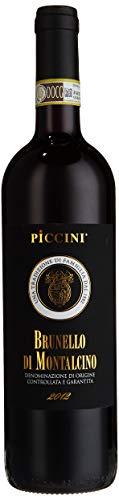 Piccini Brunello Di Montalcino DOCG Sangiovese Demi-Sec 2012 (1 x 0.75 l)