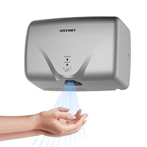 anydry®AD2803K súper Mini secador de Manos, secador de Manos eléctrico, secador de...