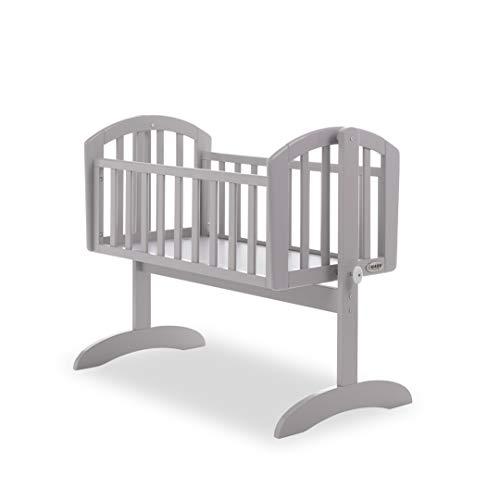 Obaby Sophie Swinging Crib, Warm Grey
