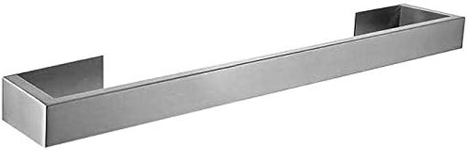 Homovater Acryl Zelfklevende Handdoek Bar Sticky Handdoek Rail Houder Muur Hanger Roestbestendig SUS 304 Roestvrij Staal v...