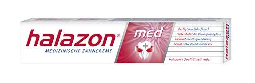 halazon Zahncreme med 4er Pack(4 x 75 milliliters)