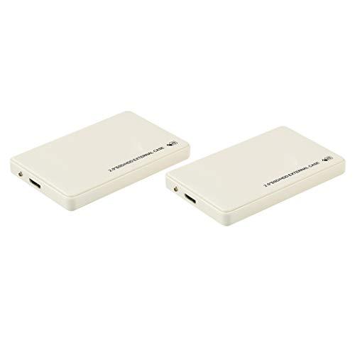 perfk 2X Disco Duro Externo Portátil con USB3.0, Dispositivos de Almacenamiento, 1T + 2T