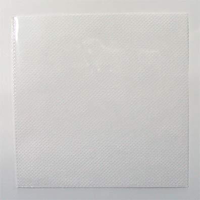 CD DVDケース 不織布 片面収納 厚手 1パック100枚入 ホワイト (1パック( 100枚入))