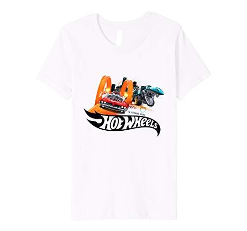 Kinder Hot Wheels T-Shirt, Ultimate Speed, viele Größen+Farben