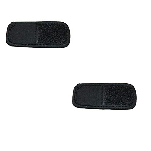 Vagabond Joes Lot of 2 Face Mask Extenders for Zan Headgear Hot Leathers Capsmith Neoprene Face Masks