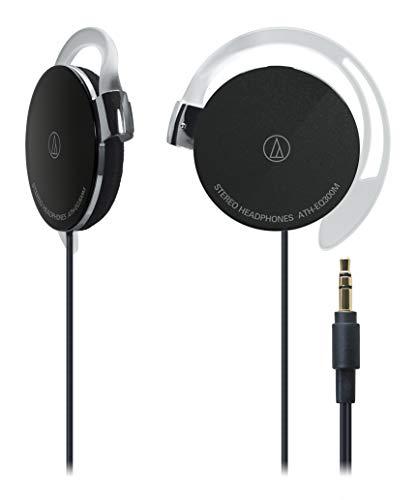 Audio Technica ATH-EQ300M BK Black | Fones de ouvido com ajuste de orelha (importação japonesa)
