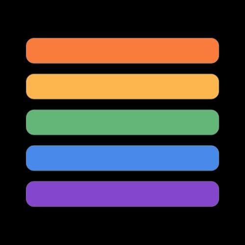 Rainbow TO-DO List, Tasks & Reminders