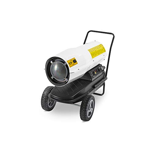 TROTEC Calefactor de gasoil directo IDE 30 D, Potencia Térm