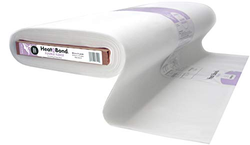 HeatnBond Fusible Iron-On Interfacing High Loft Fleece 20 Inches x 11 Yards