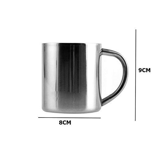 Stove Coffee Pot Stainless Steel Espresso Percolator Stove Coffee Pot 100/200/300/450 ML (Color : 350ml)