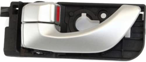 OE Replacement Rear Driver Side with Silver Be super welcome Door Handle Interior Luxury goods